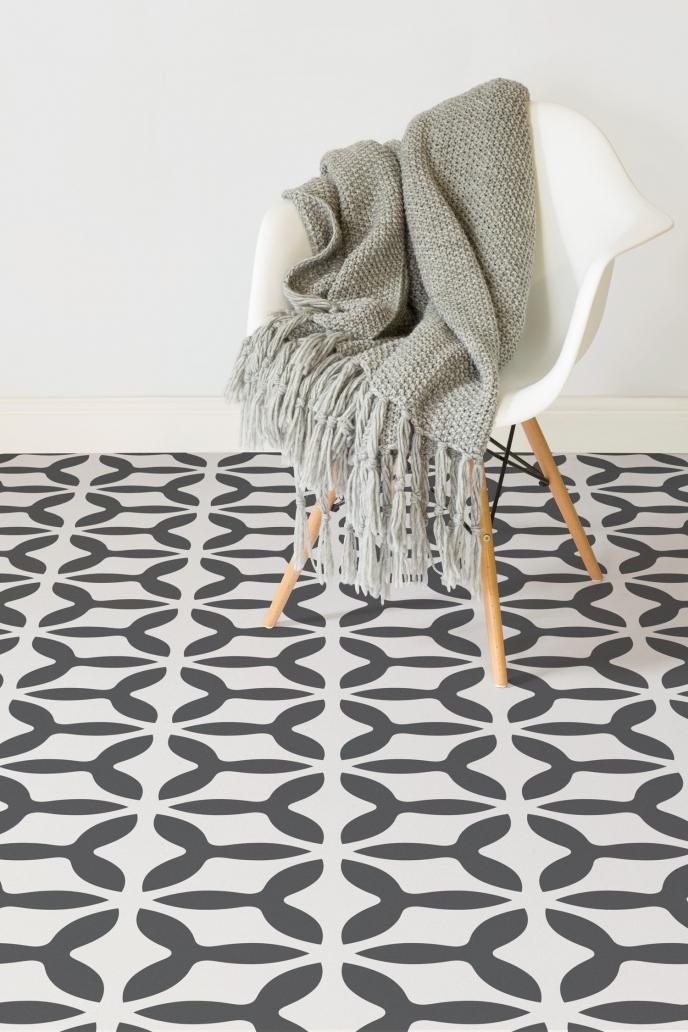 Atrafloor Vinyl Flooring - Concave interior | Pitter Pattern