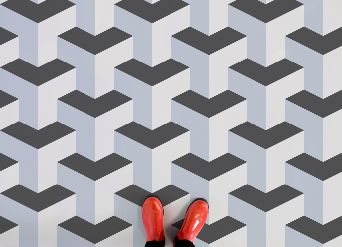 Atrafloor Vinyl Flooring - Giants Causeway | Pitter Pattern