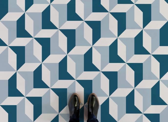 Atrafloor Vinyl Flooring - Kensington | Pitter Pattern