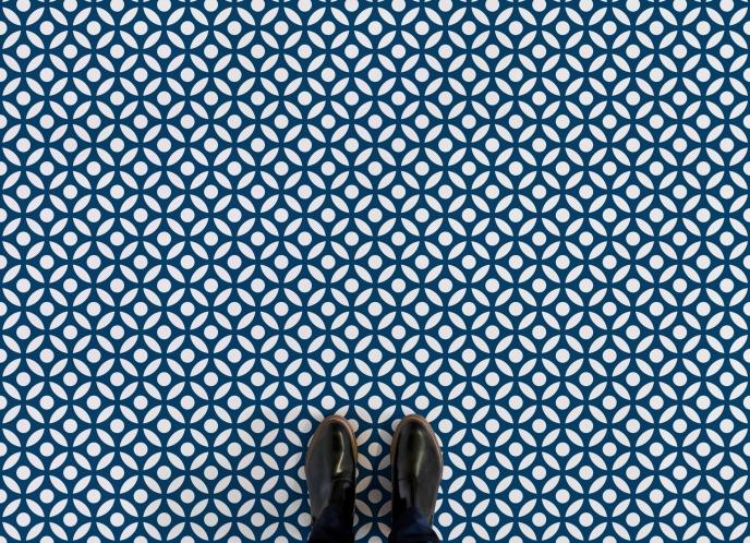 Atrafloor Vinyl Flooring - Persia | Pitter Pattern