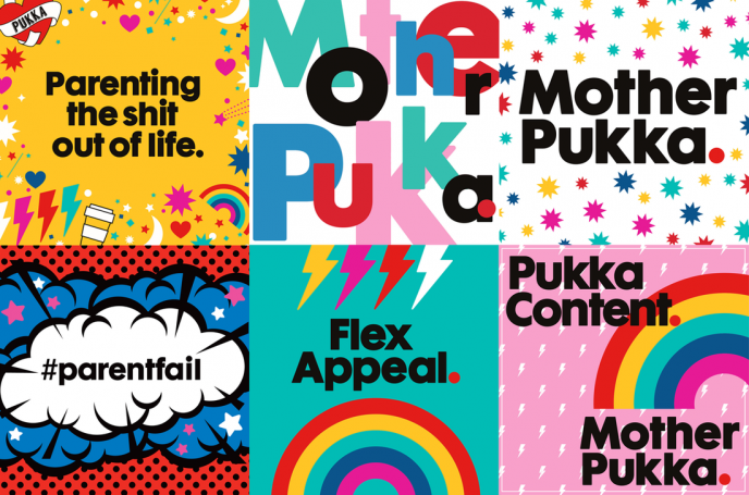 Season of Victory - Mother Pukka branding | Pitter Pattern