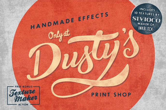 Dusty's Print Shop - Design Cuts | Pitter Pattern