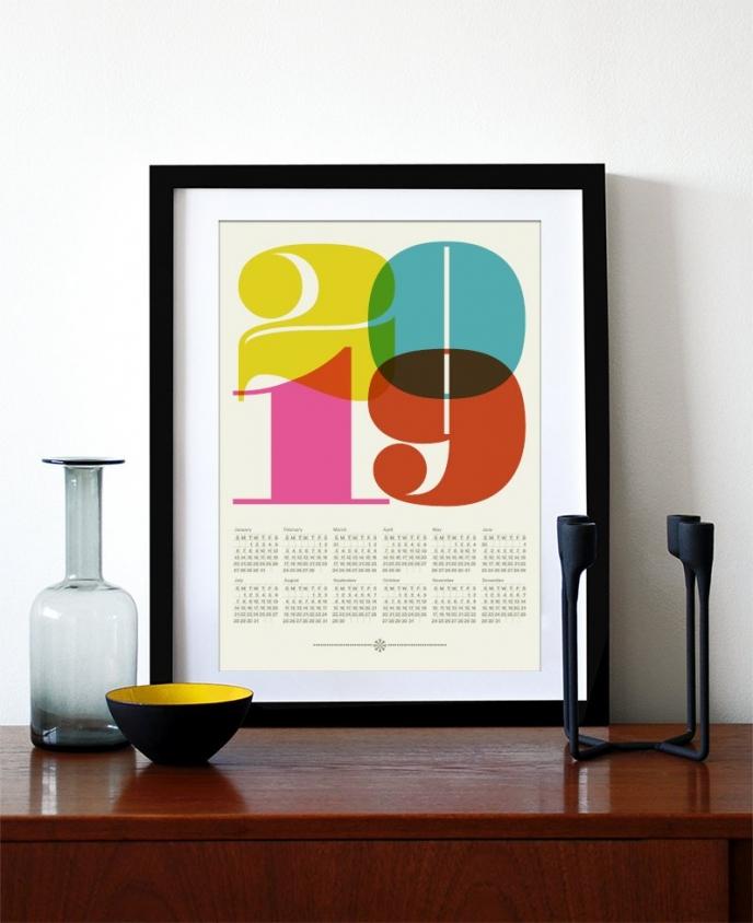 Yumalum 2019 Calendar | Pitter Pattern