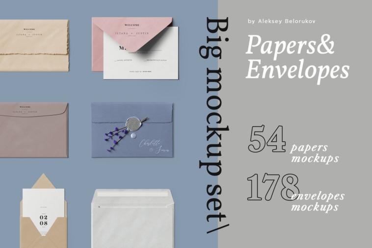 Aleksey Belorukov - Papers & Envelopes 1 | Pitter Pattern