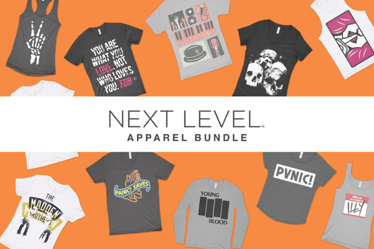 Next Level Apparel Mockups | Pitter Pattern