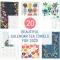 20 beautiful calendar tea towels for 2020 | Pitter Pattern