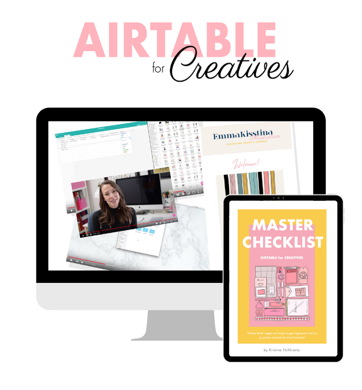 Airtable for Creatives course [2] | Pitter Pattern